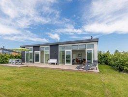 Hudson model - maatwerk - lessenaar - kozijnen - Duntep - mobiele bungalow - Hudson