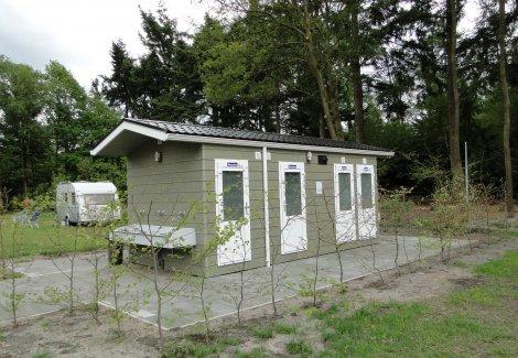 Privé Saintair Bungalow Chalet bouwer Duntep