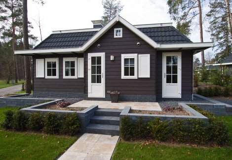 Special Chalet Bungalow Uniek Duntep