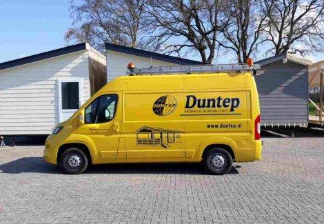 Service- onderhoud- Duntep - Bus