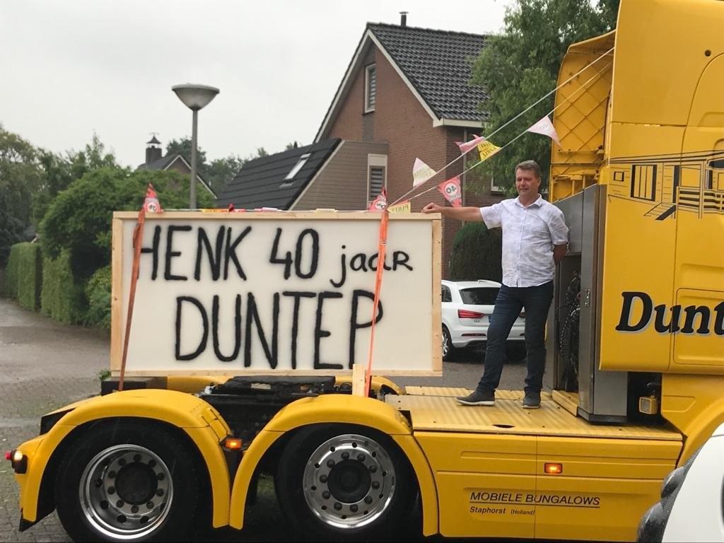 Henk Compagner Duntep Verkoper