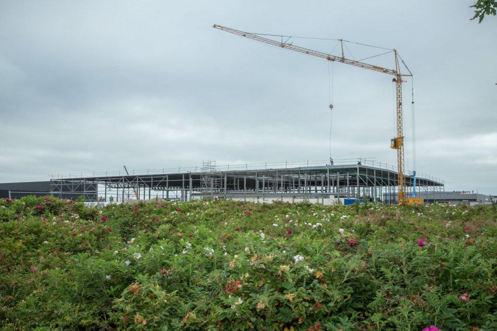 Nieuwbouw Duntep nieuwpand nieuw pand verhuizen