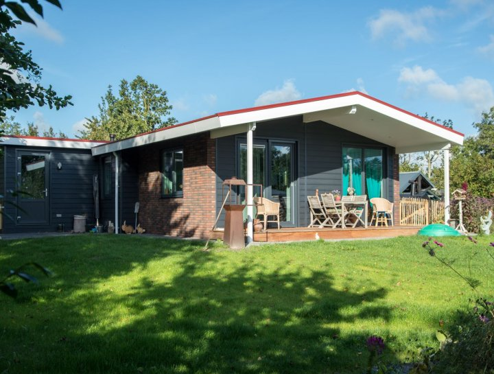 Special Chalet Bungalow Uniek Duntep zorgwoning