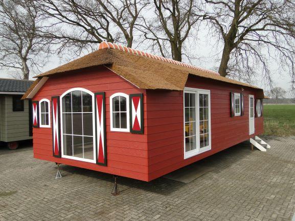 Boerderij model - Duntep - Maatwerk - Droomwoning - tweede huis - recreatiechalet - verhuurchalet