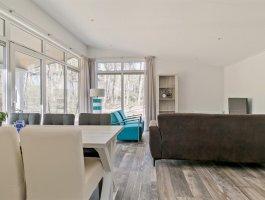 Duntep Mendoza model chalet interieur woonkamer