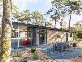 Recreatiechalet faro modern chalet met lessenaar dak - luifel