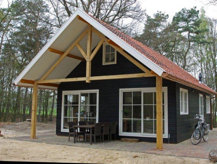 Hoeve Springendal - Chalet - Chaletbouw - Recreatiewoning - Chalet met verdieping - Maatwerk Chalet