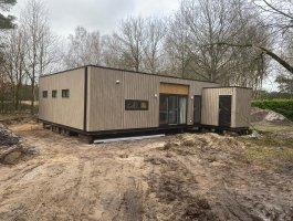 Nekor - 100 m2 - maatwerk - verhuurchalet - 8persoons